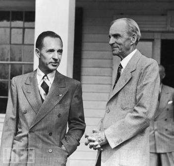 an introduction to the life of henry ford and ford motor company Early life henry ford was born this record was achieved in 19 years from the introduction of the the ford motor company was the last detroit.